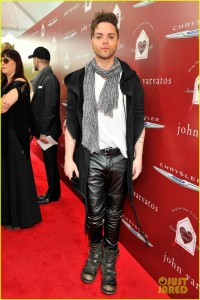 John Varvatos 11th Annual Stuart House Benefit - Arrivals